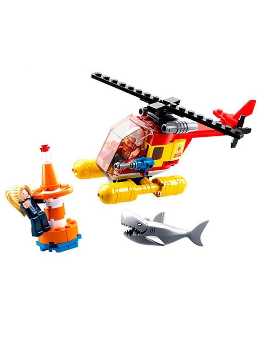 Конструктор «Помощь с вертолёта»
