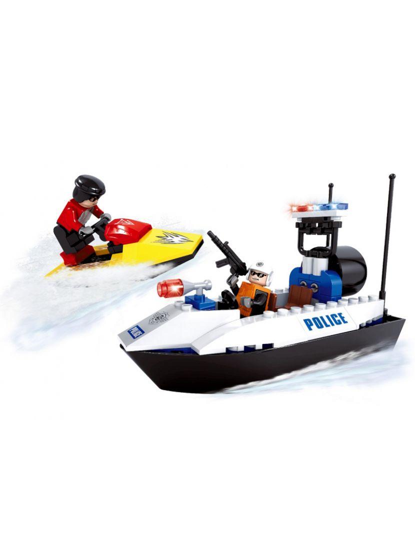 Конструктор «Морская полиция» 23418