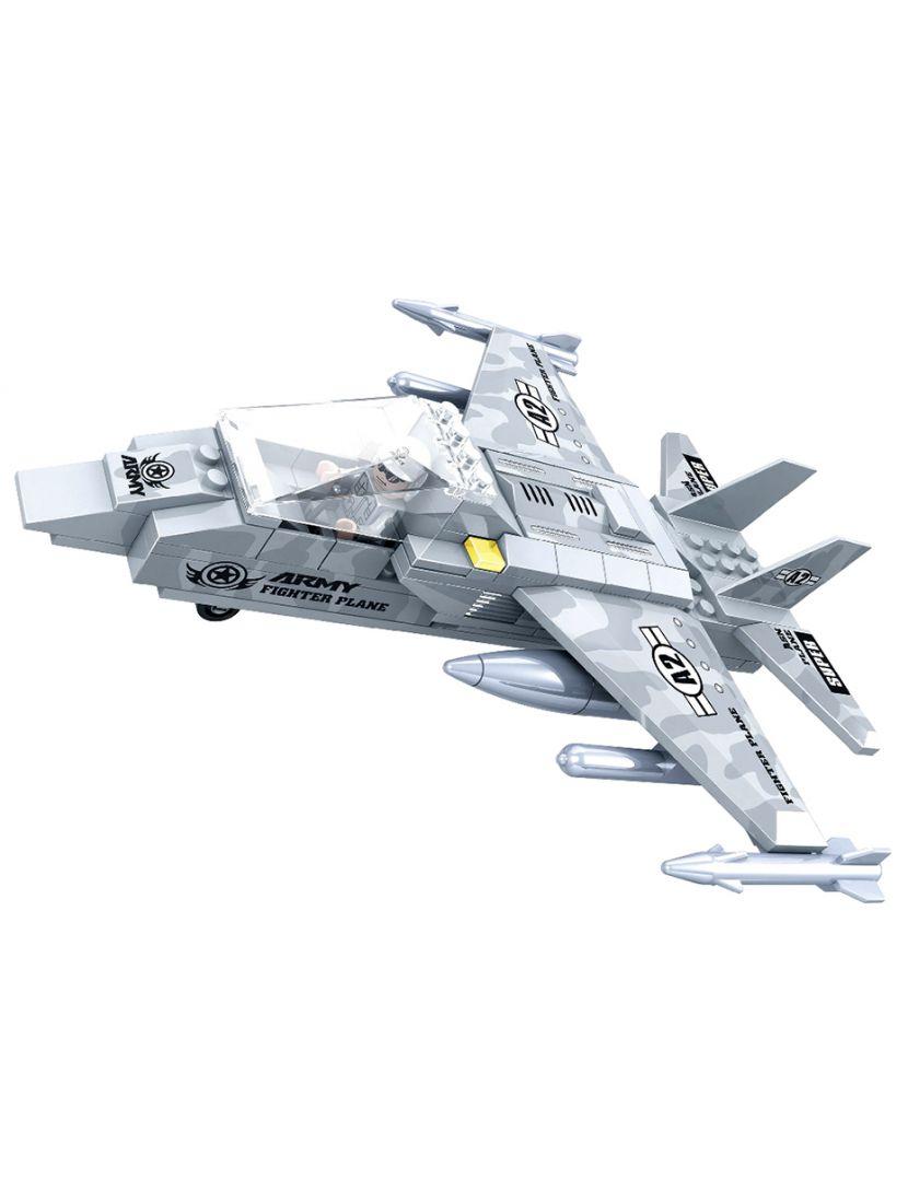 Конструктор «Самолёт-истребитель»