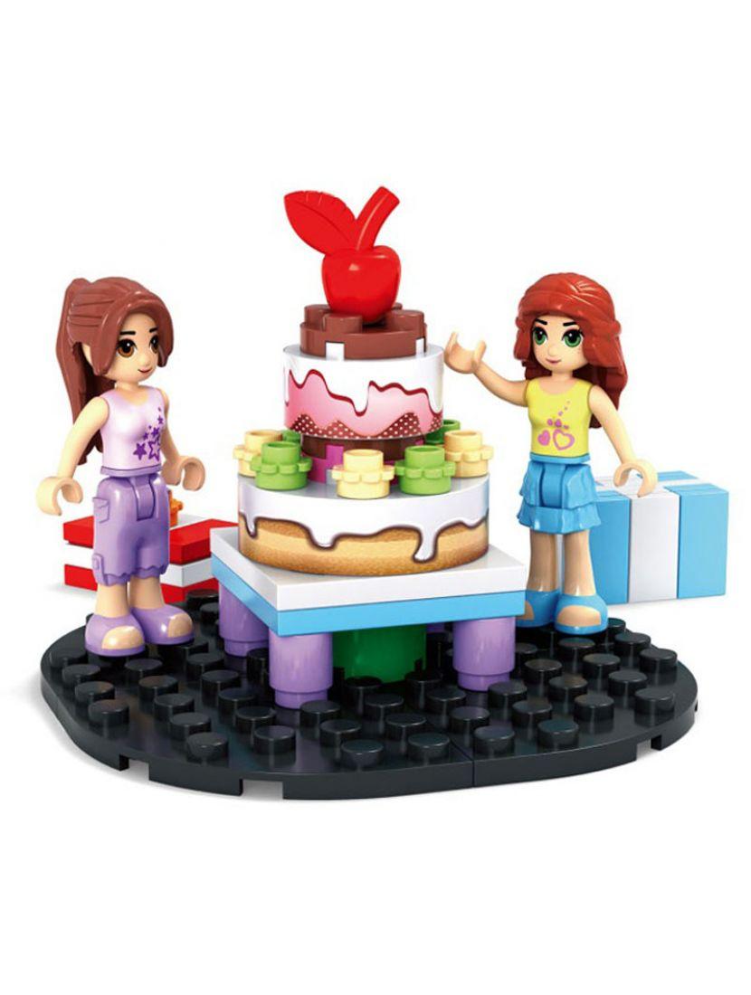 Конструктор «Торт мечты» Мир чудес 24204