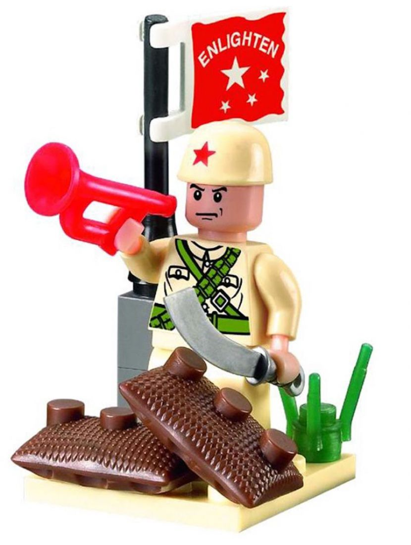 Конструктор «Солдат»