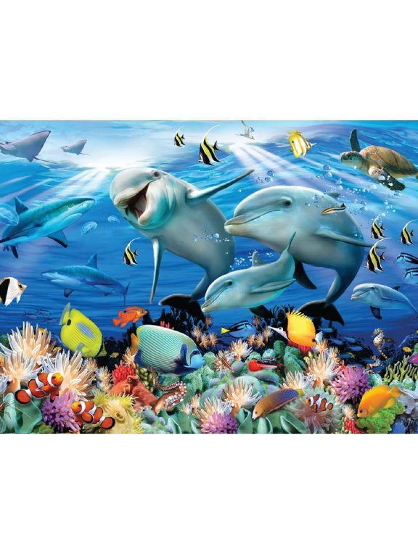 Пазл 3D «Солнечный риф» 500 элементов