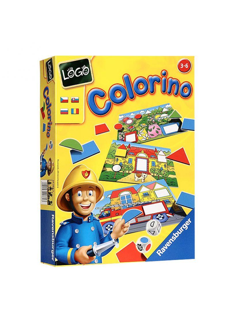Настольная игра «Лого. Колорино»