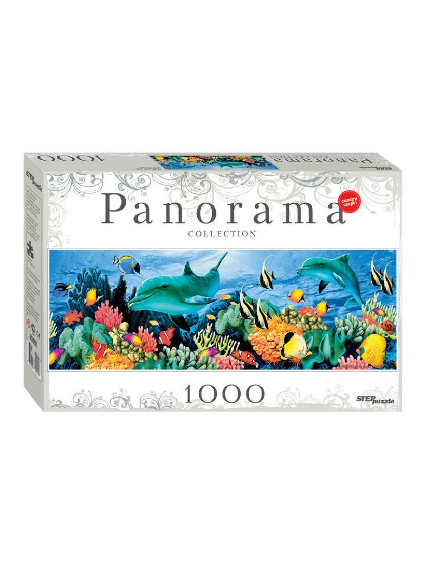 Пазл «Подводный мир» 1000 элементов