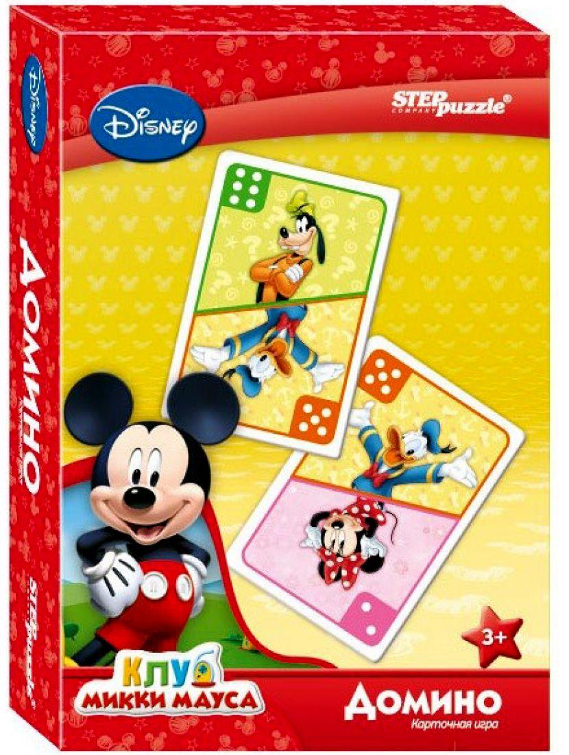 Домино «Микки Маус. Домино (Disney)» детское