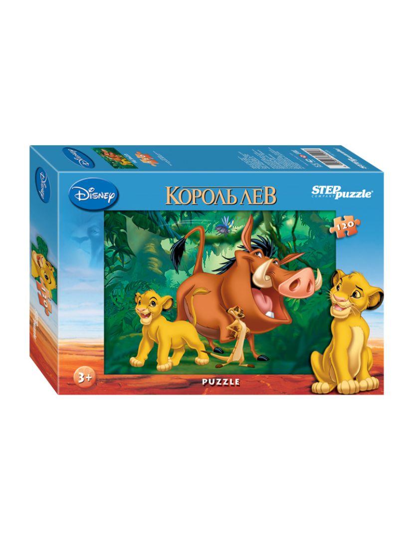 Пазл  «Disney: Король Лев» 120 элементов