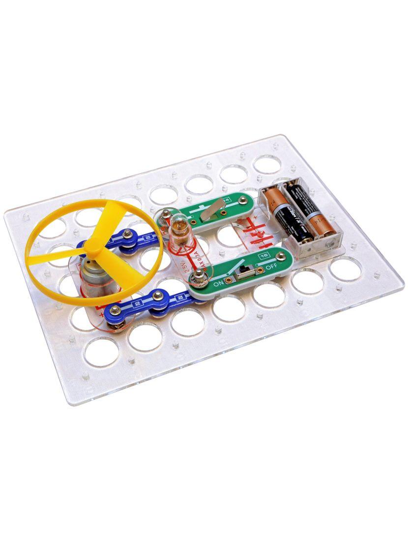 Конструктор электронный «Первые шаги в электротехнике» 15 схем