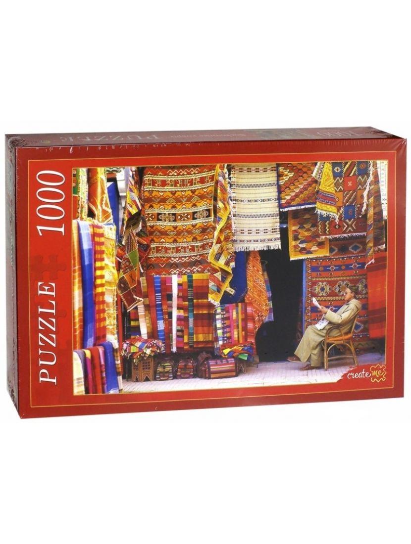 Пазл «Восточные ковры» 1000 элементов