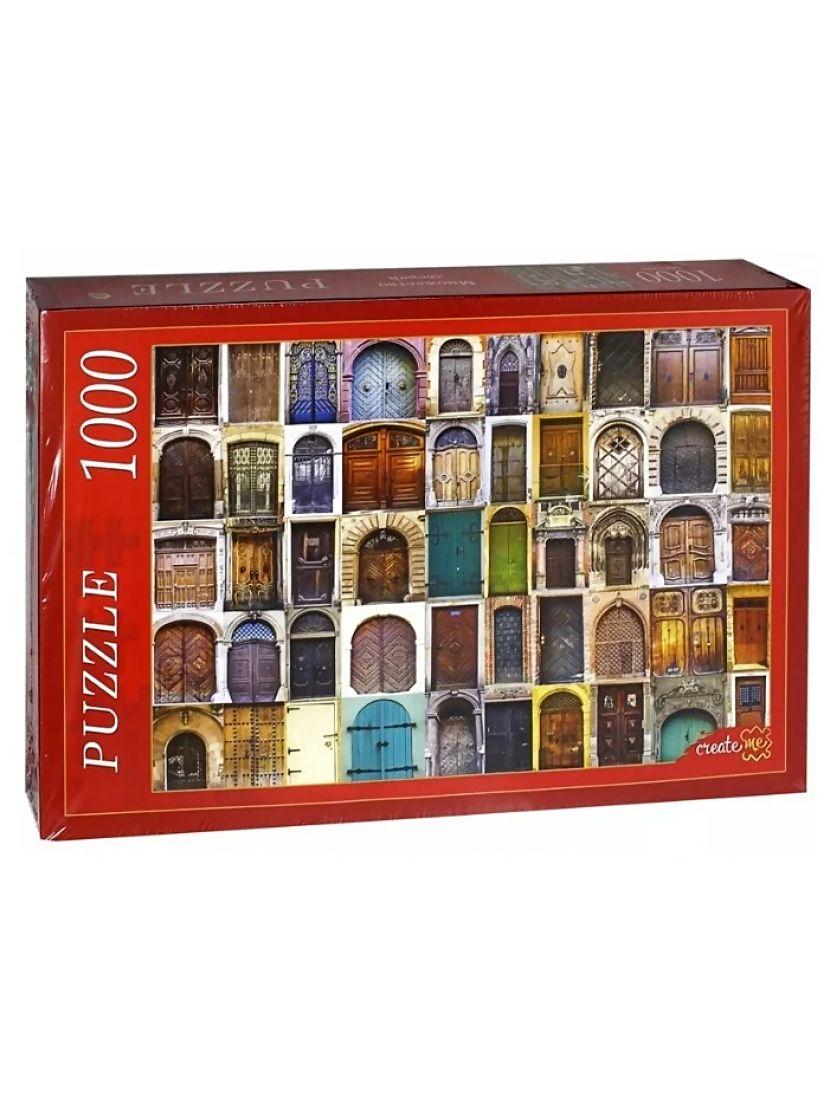 Пазл «Множество дверей» 1000 элементов