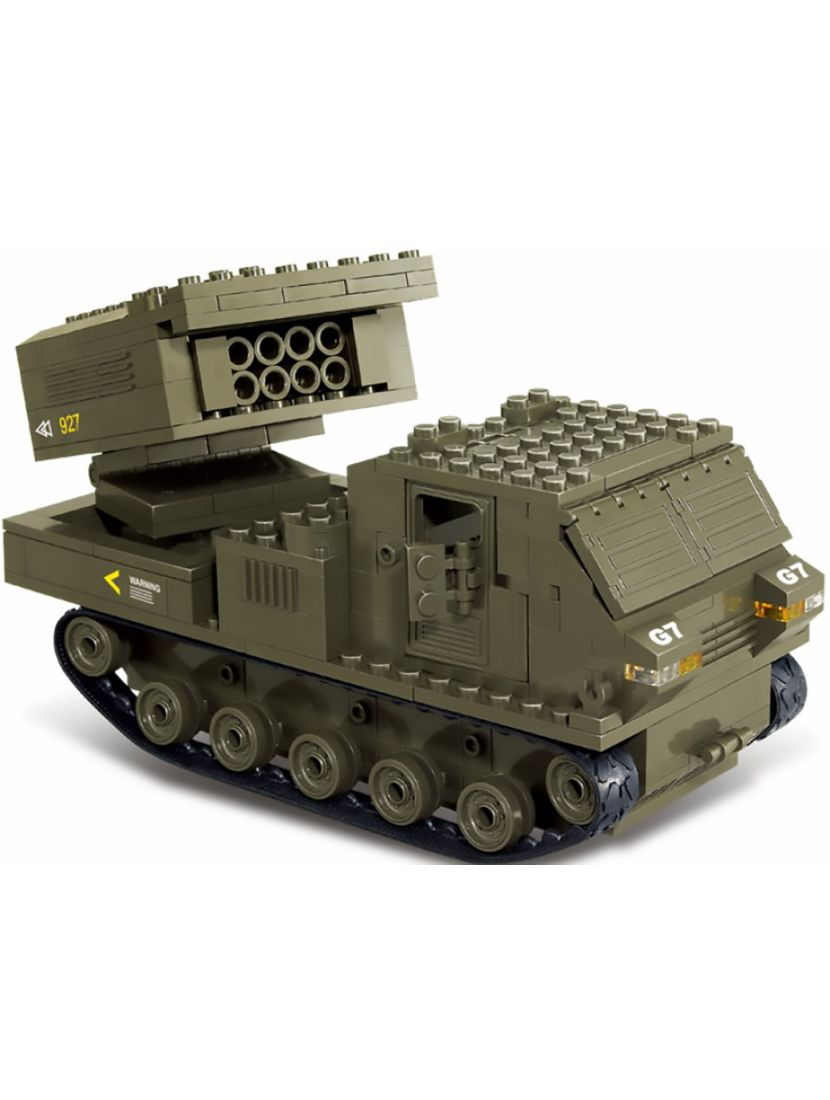 Конструктор «ЗРК Тор - М1»