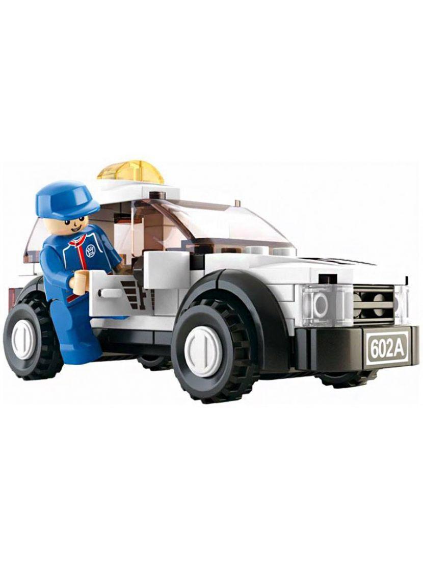 Конструктор «Автогонки: Автомобиль безопасности F1»