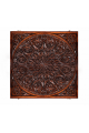 Нарды резные «Орнамент с цельным рисунком» мастер Давид Мхитарян