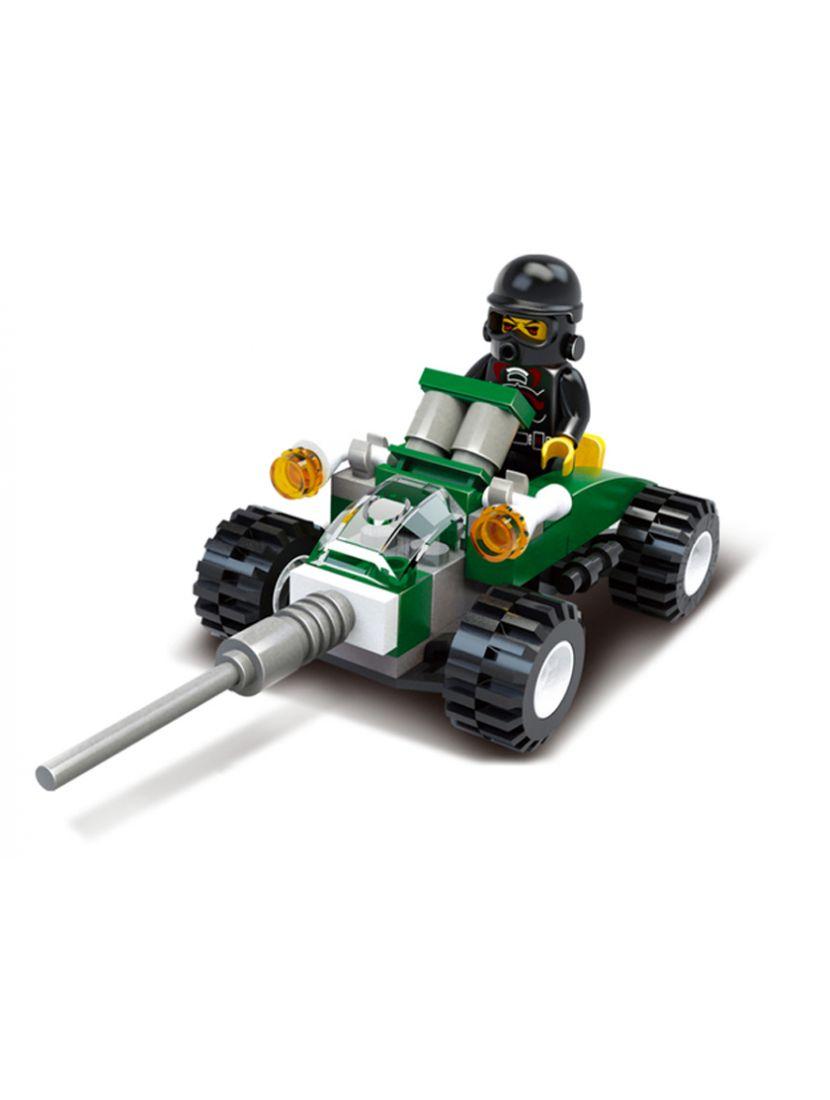 Конструктор «Космический десант: Квадроцикл» (48 деталей)