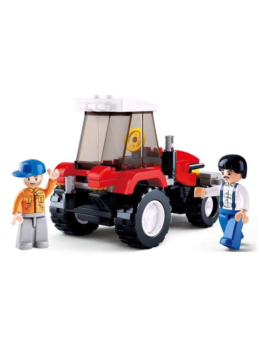 Конструктор «Ферма. Трактор» (103 детали)