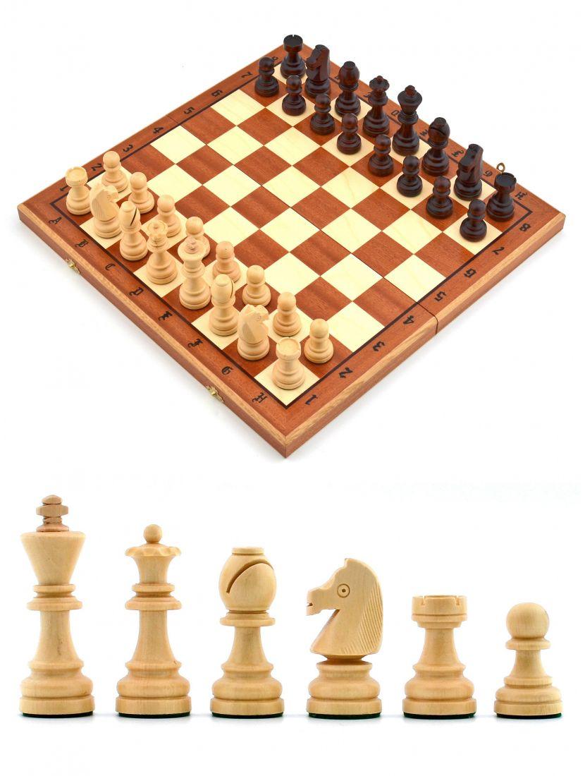 Шахматы «Стаунтон №7»