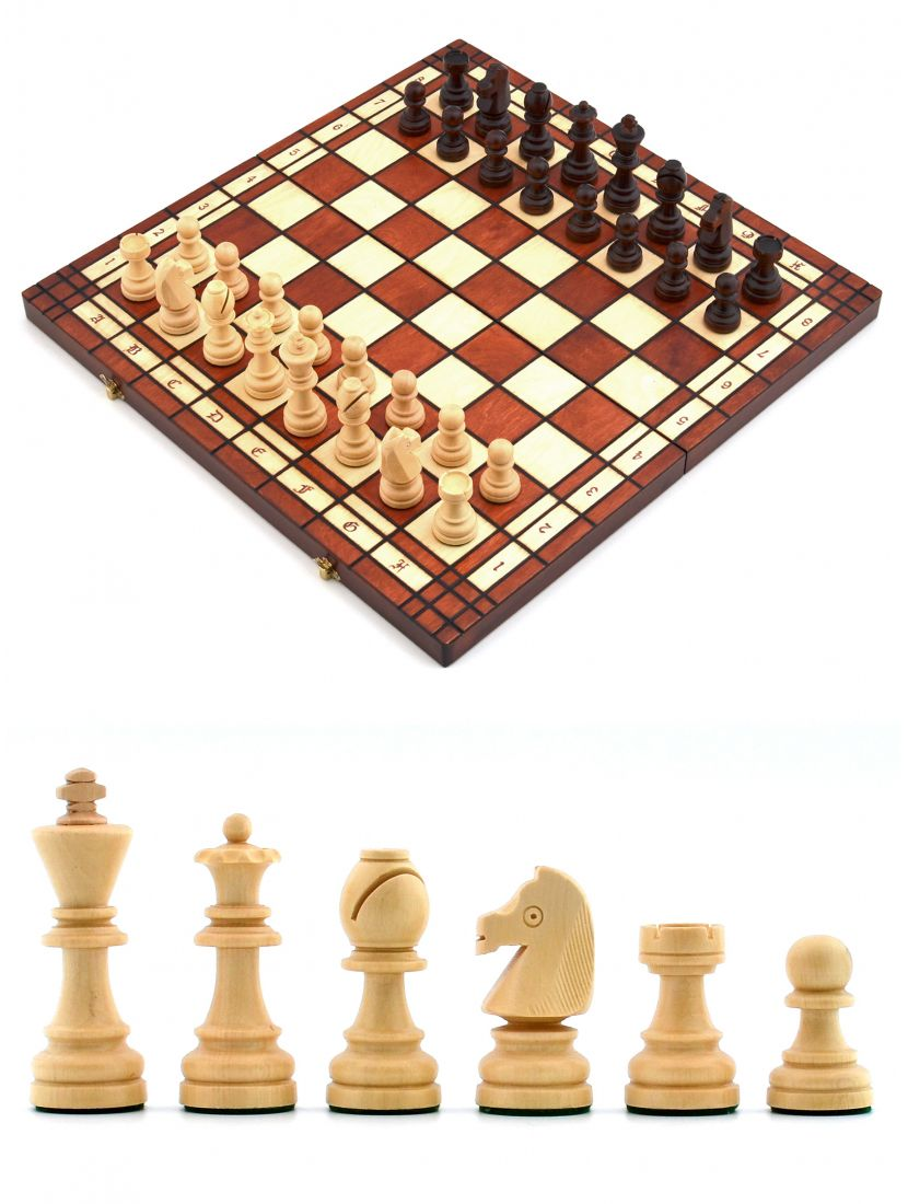 Шахматы «Турнирные №8»
