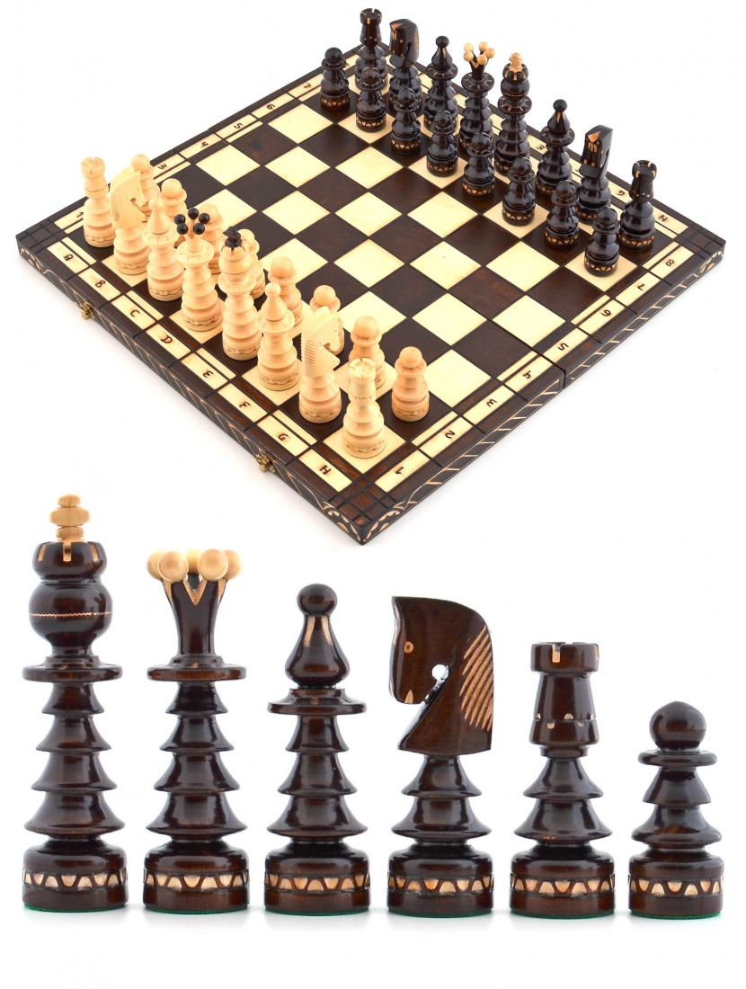 Шахматы «Новогодняя ёлка»