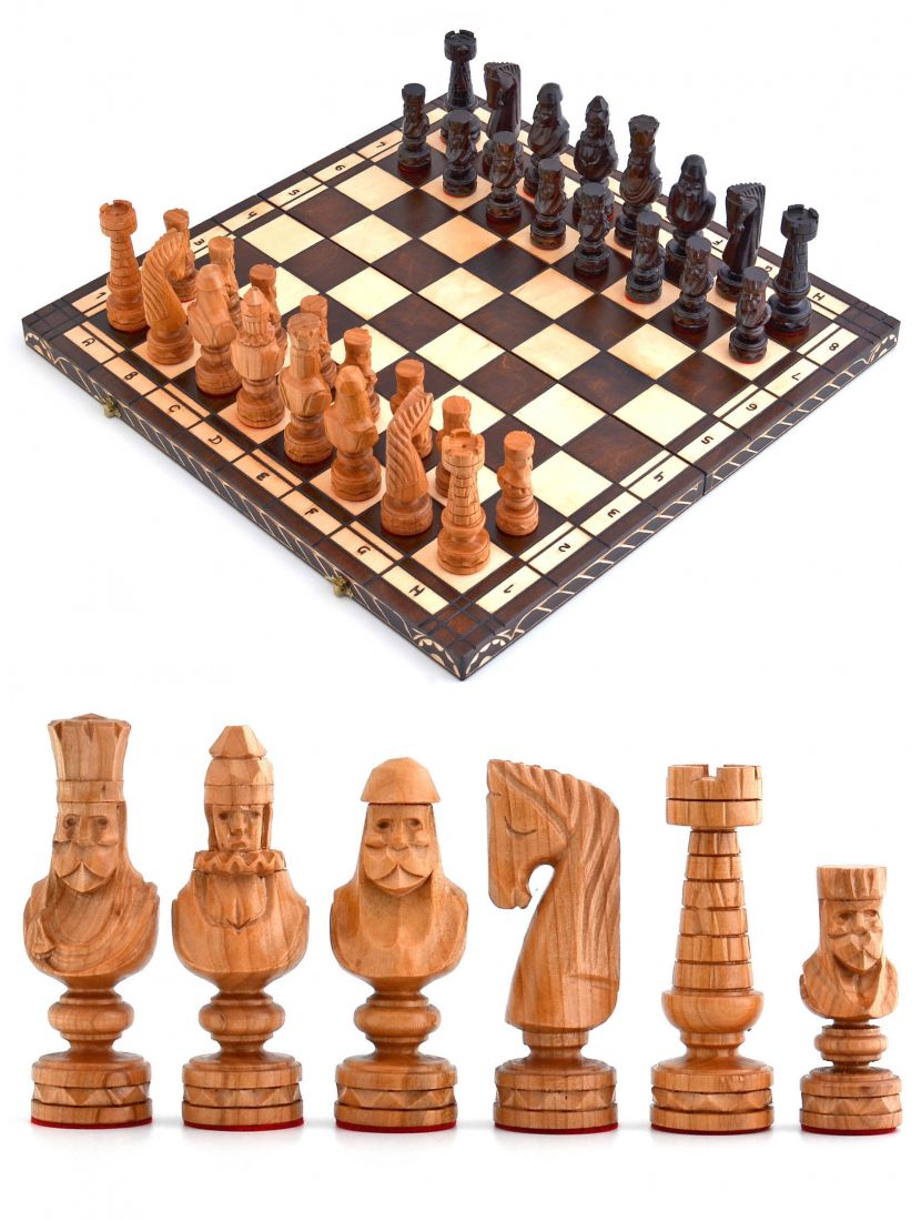 Шахматы «Cezar»