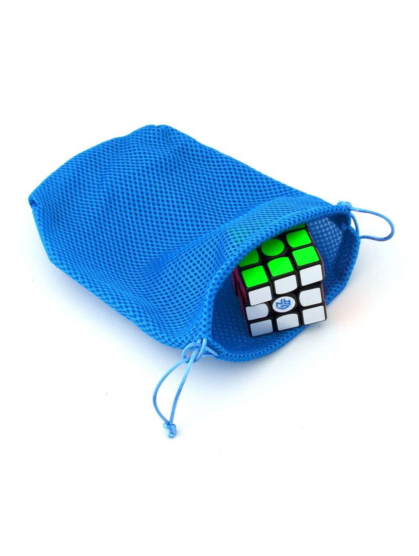 Чехол для кубика синий большой