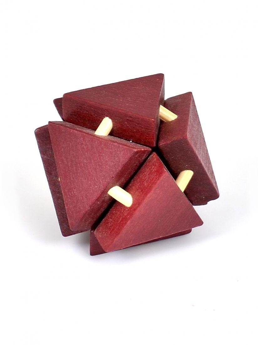 Головоломка «Треугольный узел»