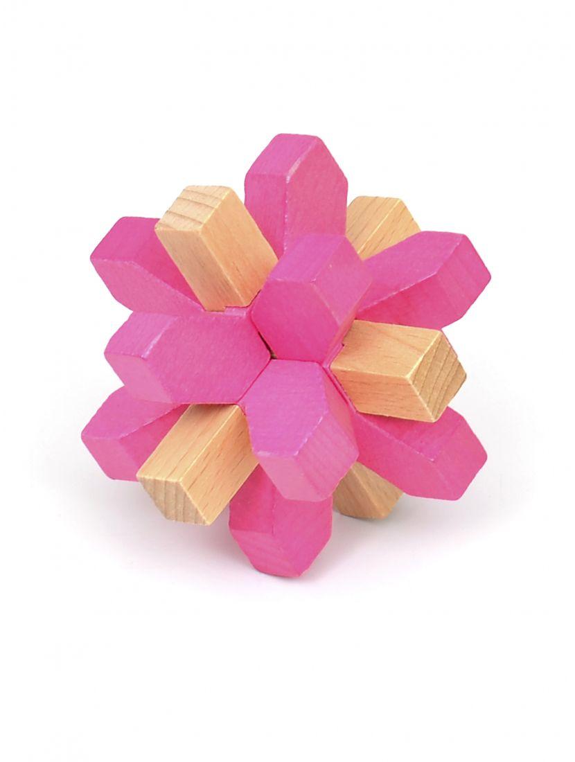 Головоломка «Цветок сливы»