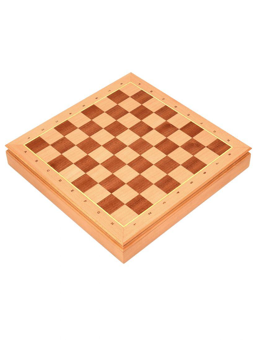 Шахматный ларец «Дворянский» бук 45см