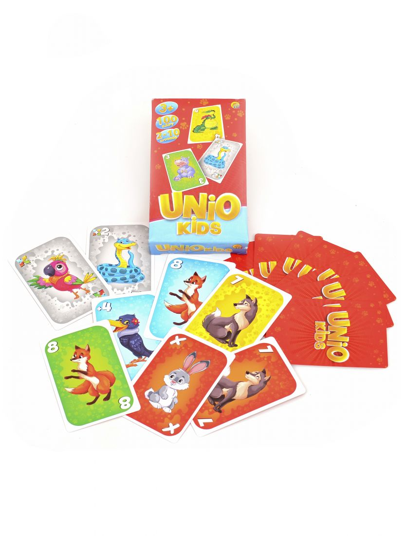 Настольная игра «Unio kids»