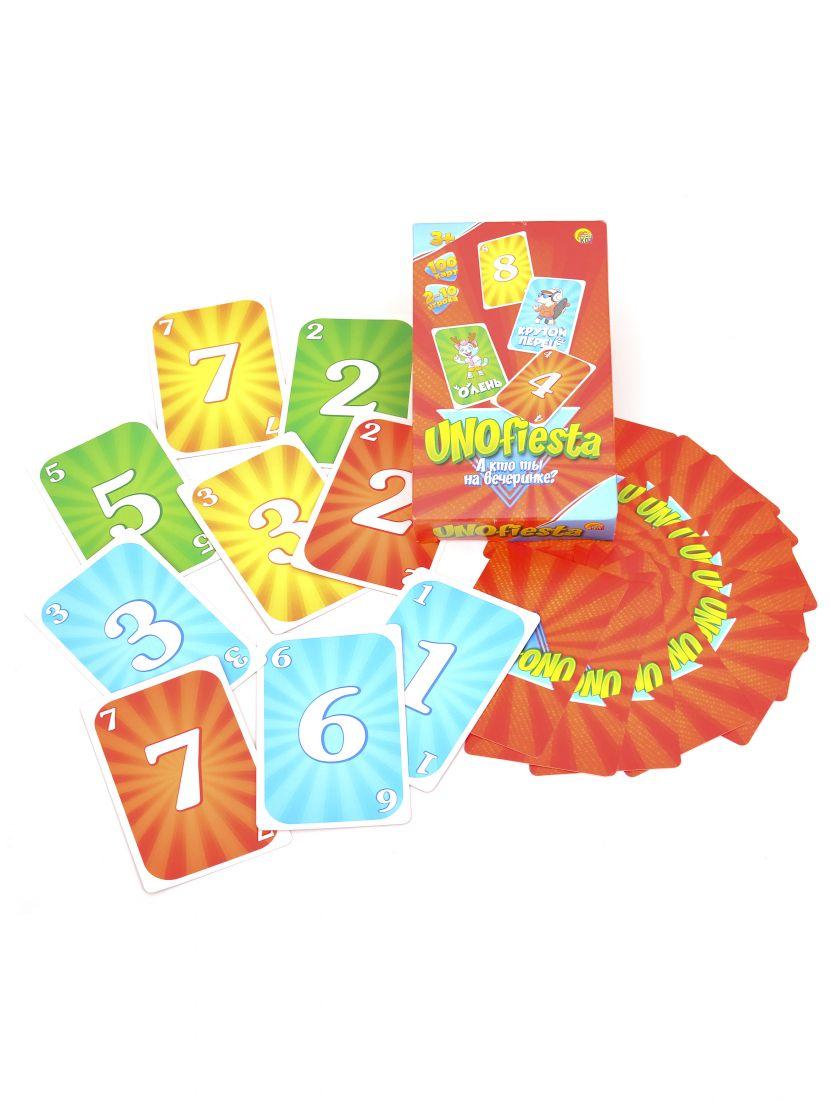 Настольная игра «UNO fiesta»