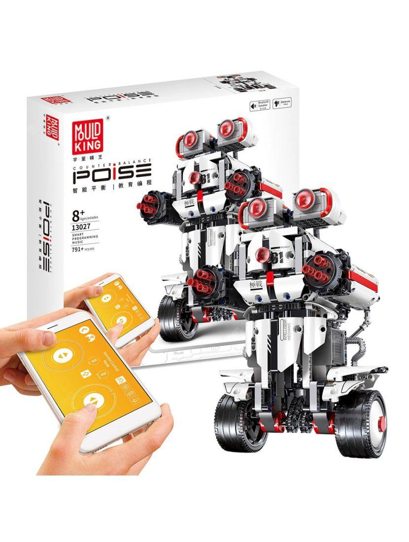 Конструктор «Балансирующий робот» модель радиоуправляемая 13027 Mould King