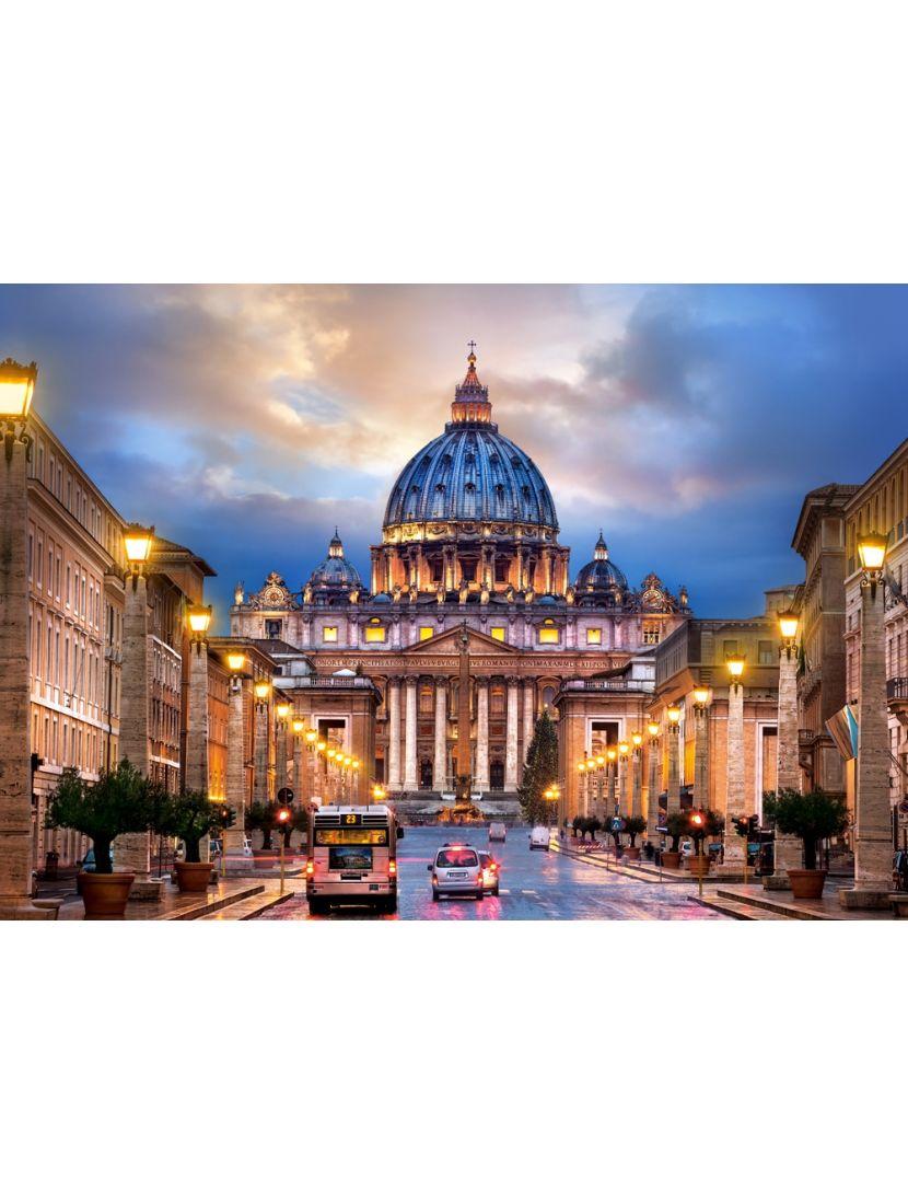 Пазл «Собор Св. Петра» 500 элементов