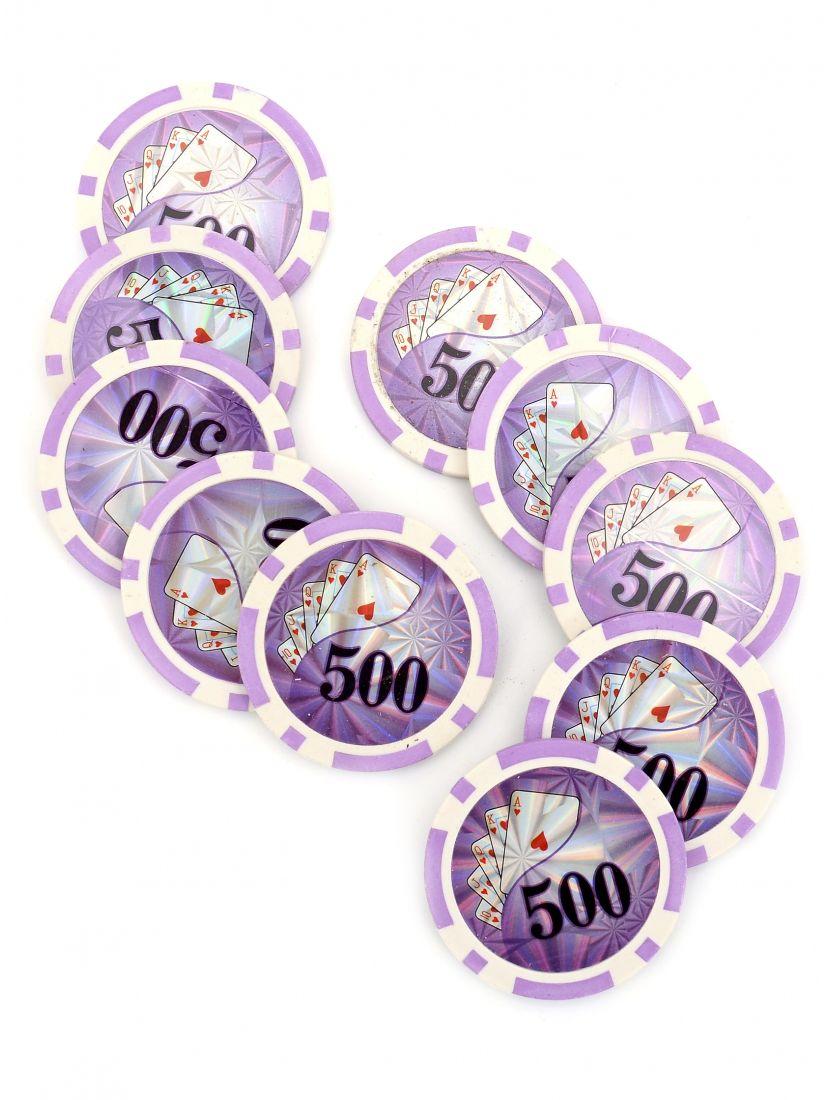 Фишки для покера «Royal Nu» номинал 500