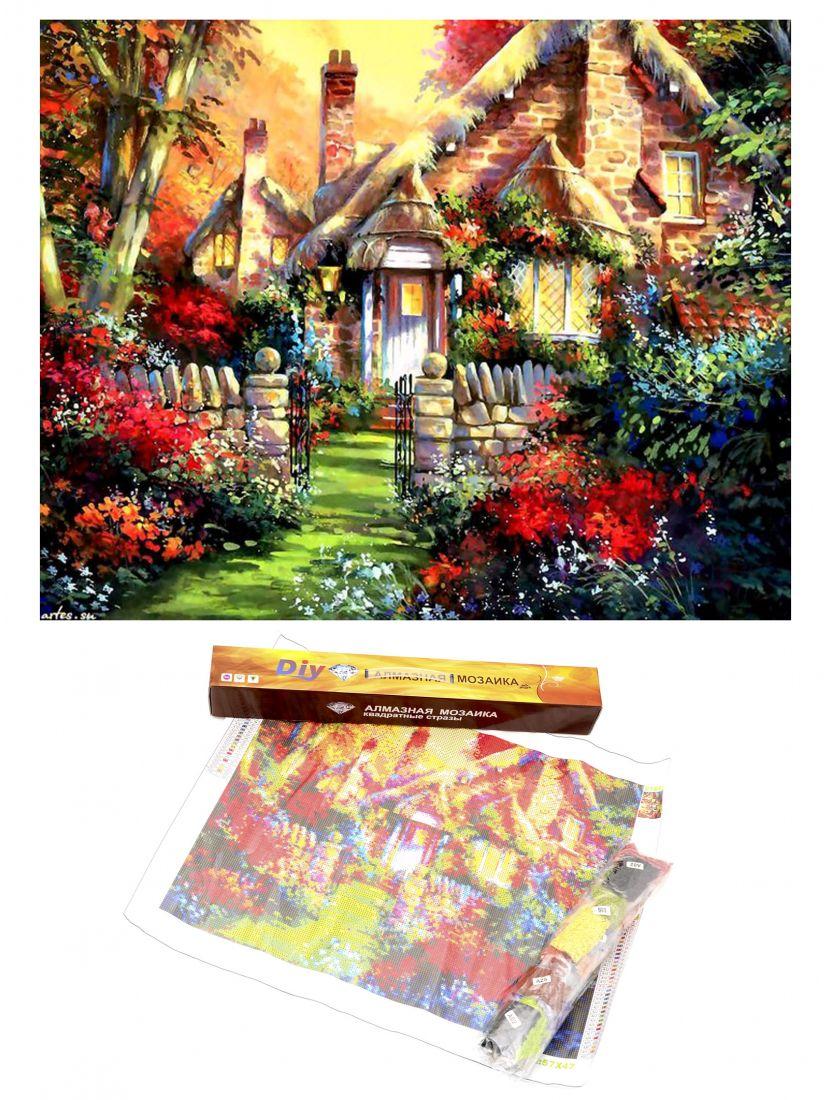 "Алмазная мозаика ""Дом и сад"""