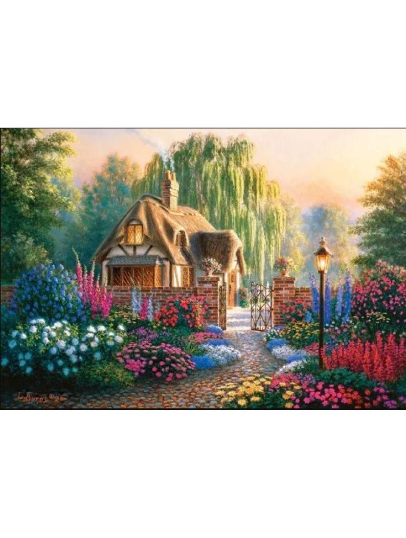 Алмазная мозаика «Волшебный домик»