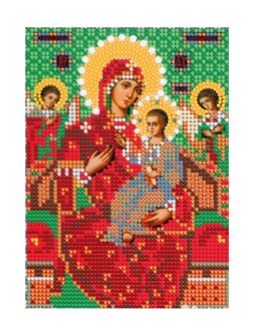 """Алмазная мозаика """"Божией матери Всецарица"""" икона"""