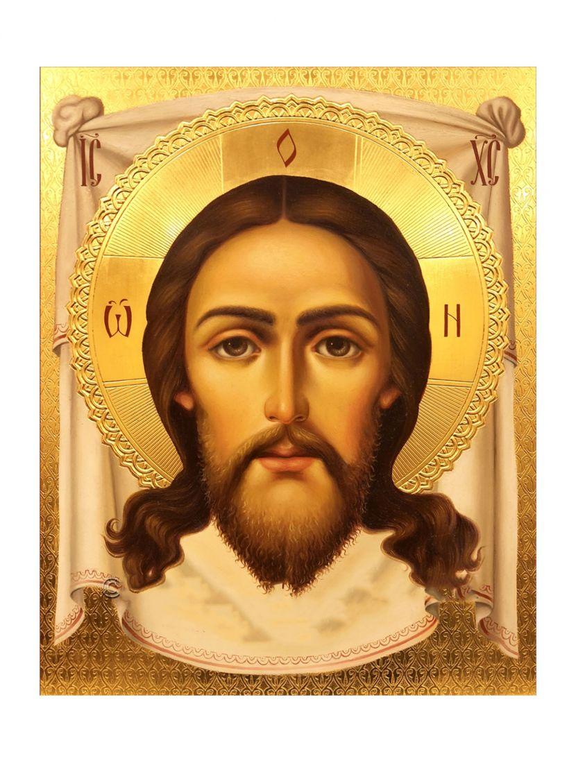 Алмазная мозаика «Господь Вседержитель» икона