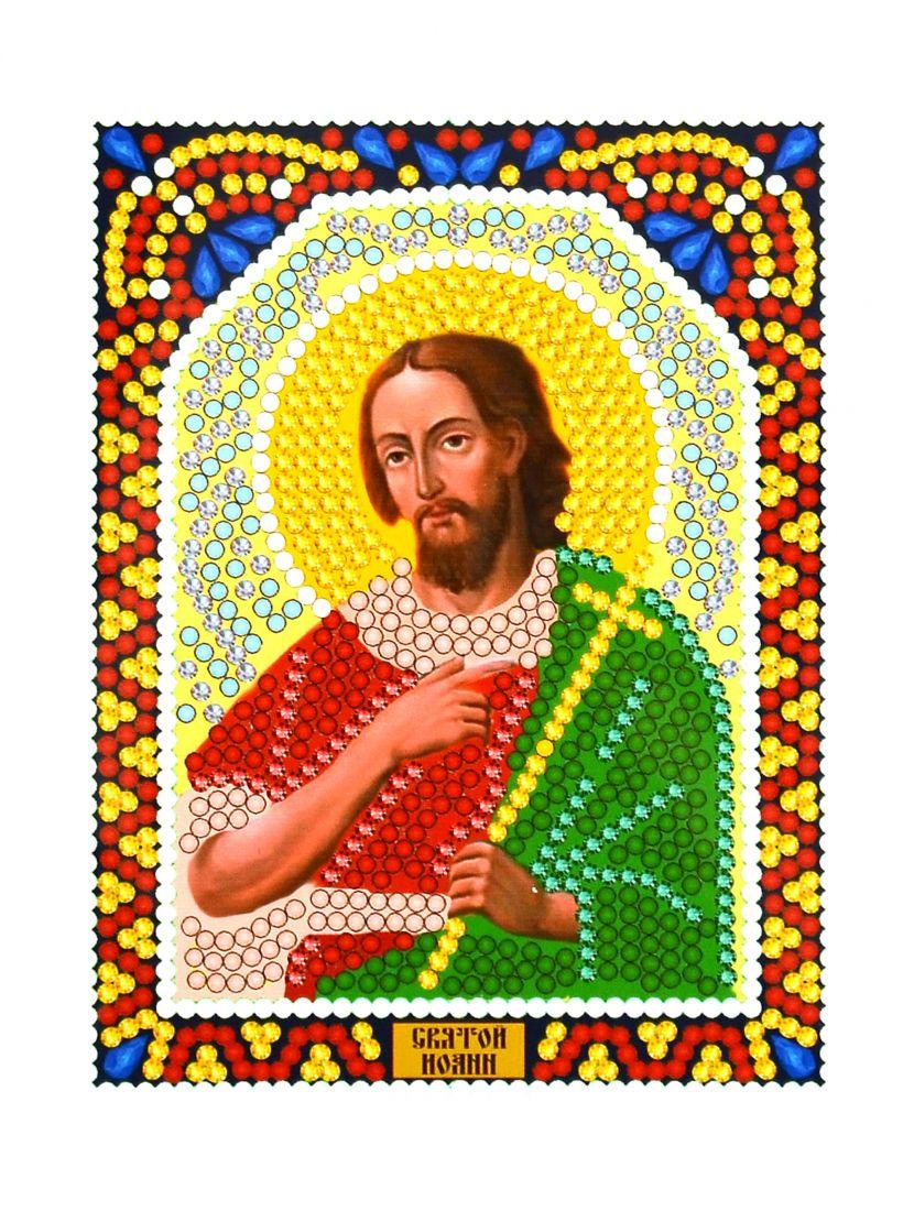 Алмазная мозаика «Святой Иоанн» икона