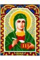 Алмазная мозаика «Святая Зинаида» икона