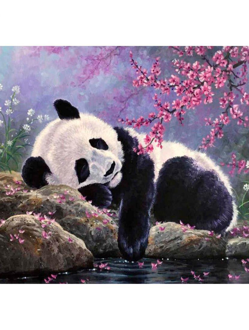 """Алмазная мозаика """"Панда"""""""