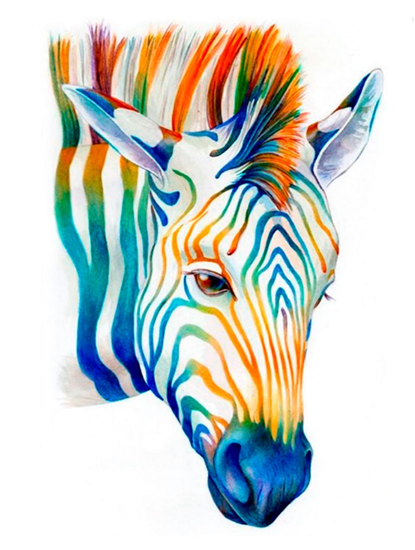Алмазная мозаика «Арт зебра»