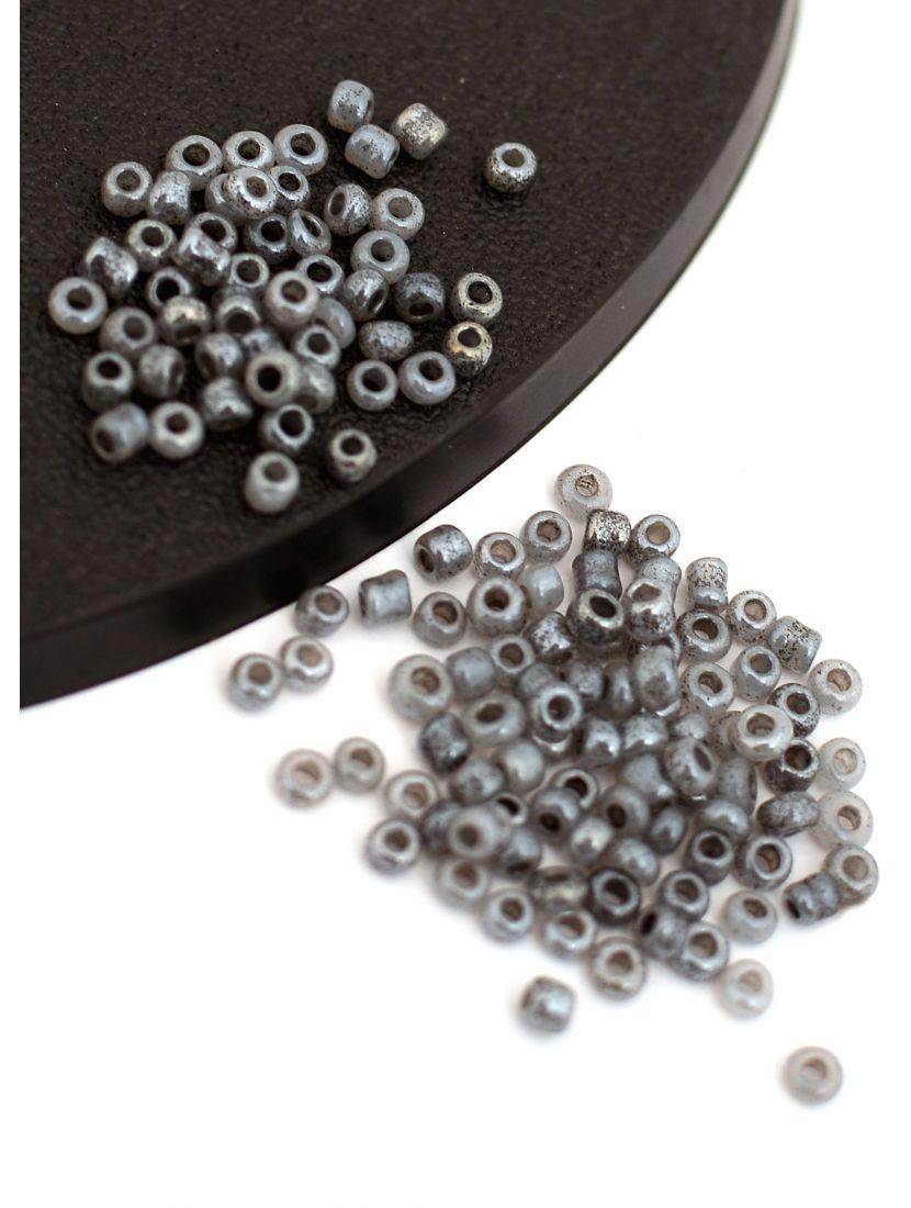 Бисер «Glass bead-15» размер 12, фасовка 50 гр