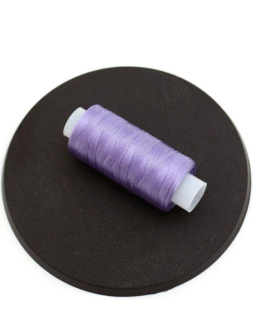 Нить для бисера «Grass» фиолетовая особо прочные