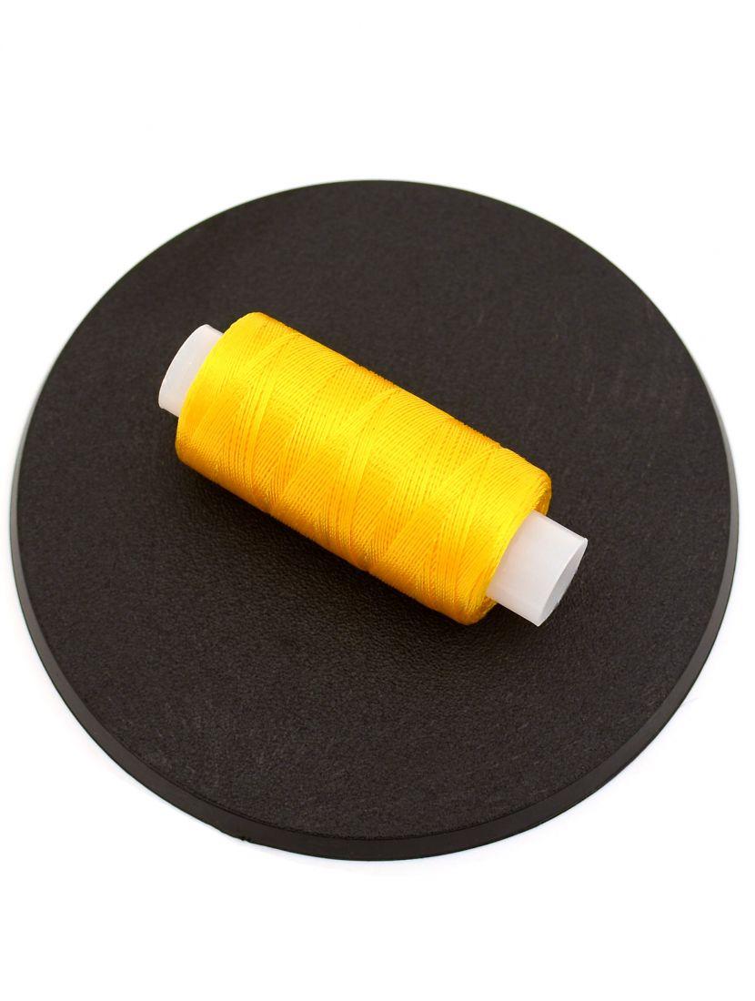 Нить для бисера «Grass» жёлтая особо прочные