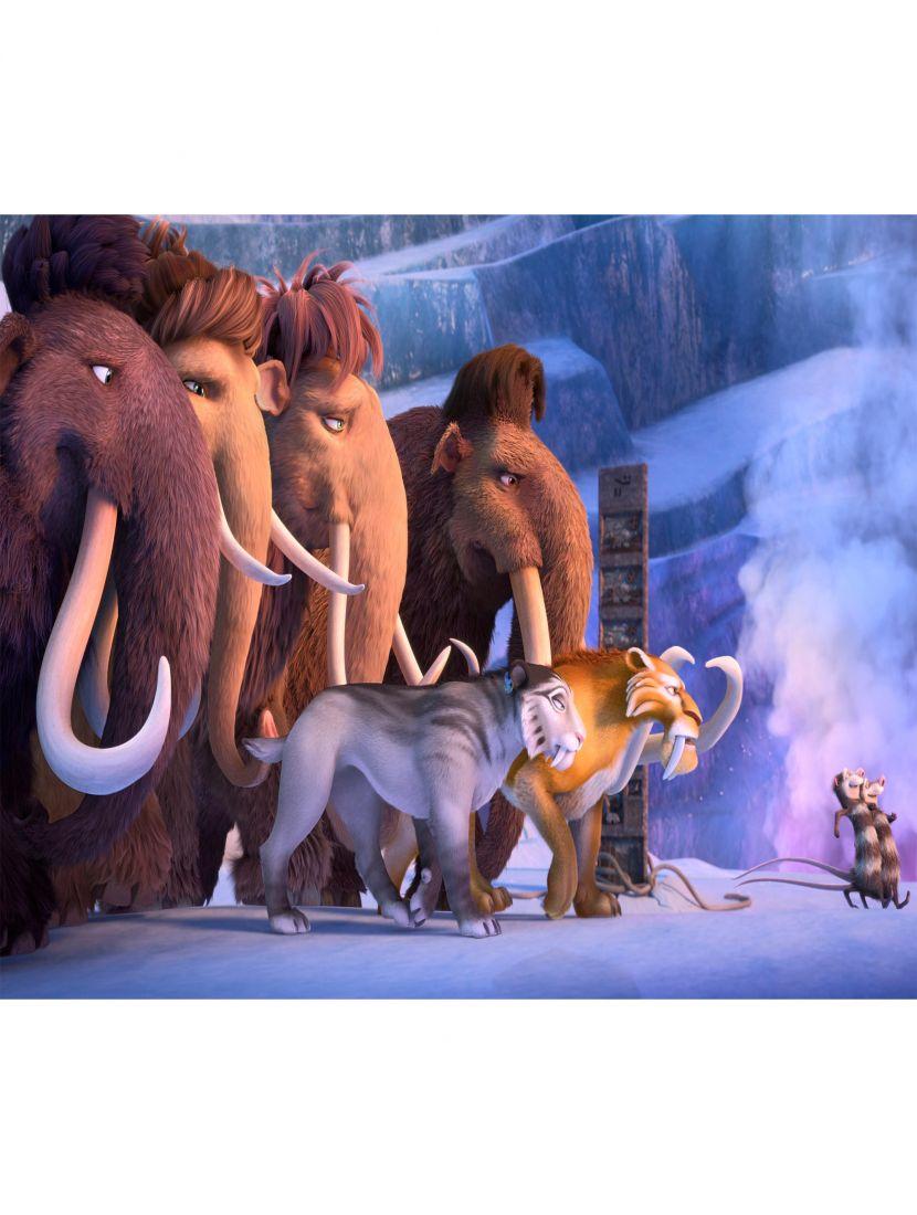 """Картина по номерам  на подрамнике """"Ледниковый период"""""""