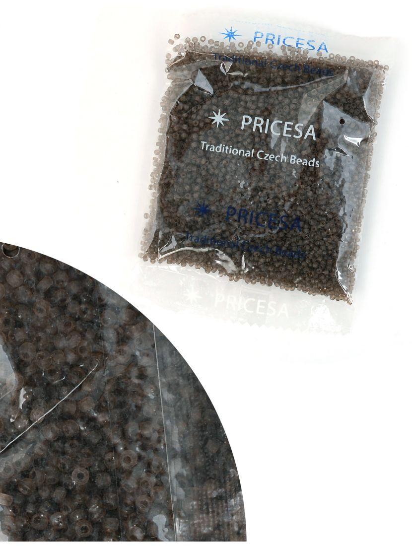 Бисер откалиброванный «Pricesa-3-46» размер 12, фасовка 50 гр