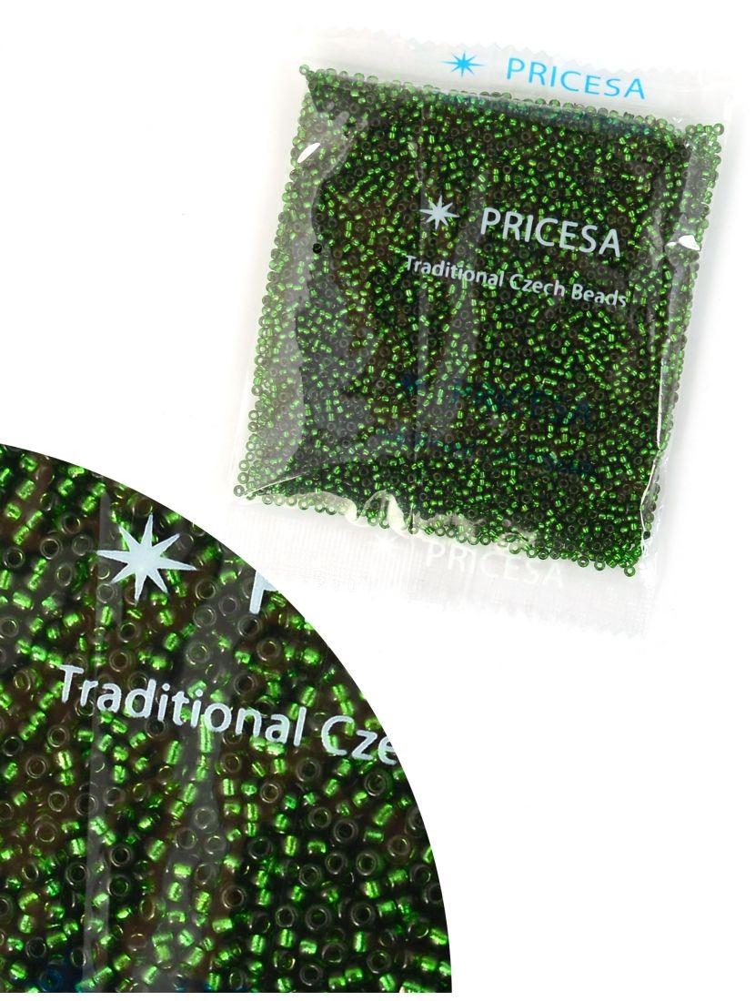 Бисер откалиброванный «Pricesa-3-36» размер 12, фасовка 50 гр