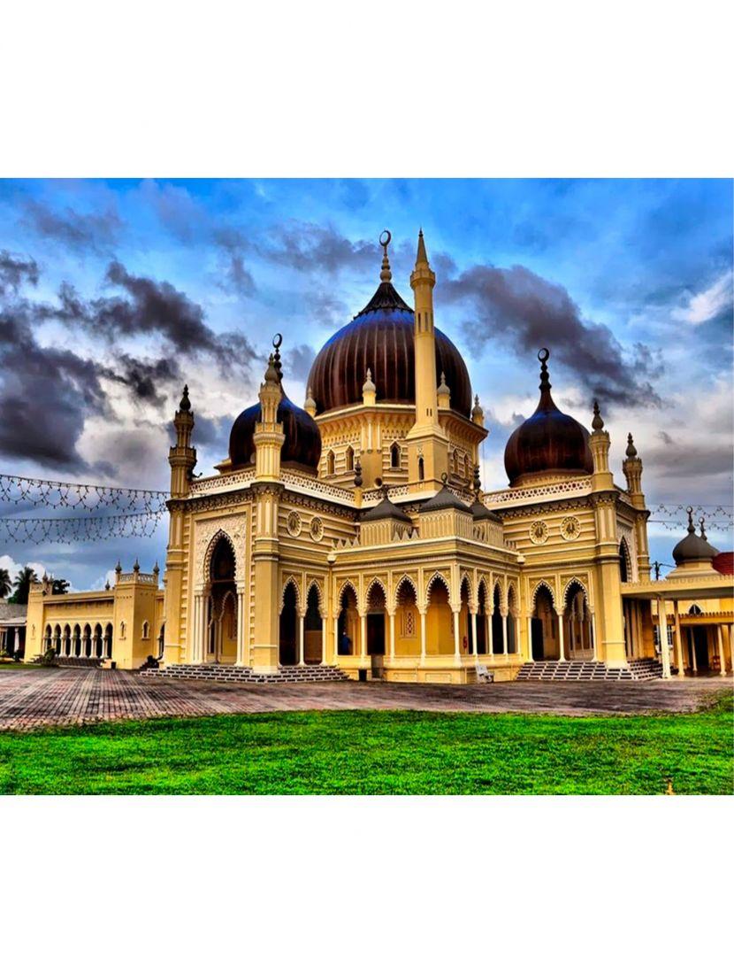 Алмазная мозаика «Мечеть»