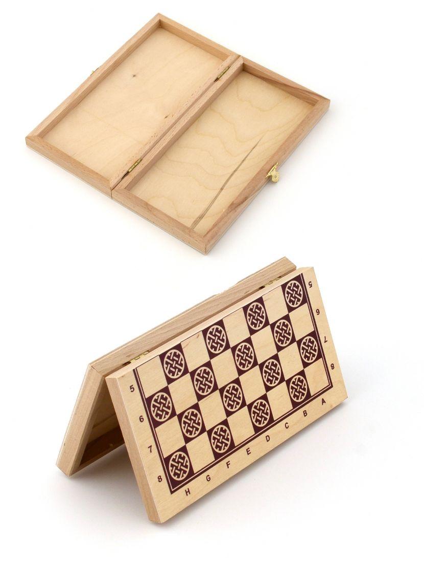 Шахматная доска «Кировская» походный вариант