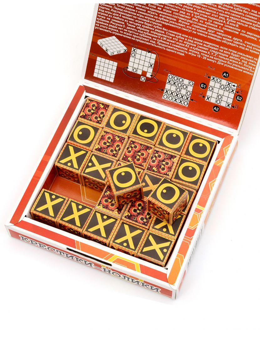 Настольная игра «Крестики - нолики»