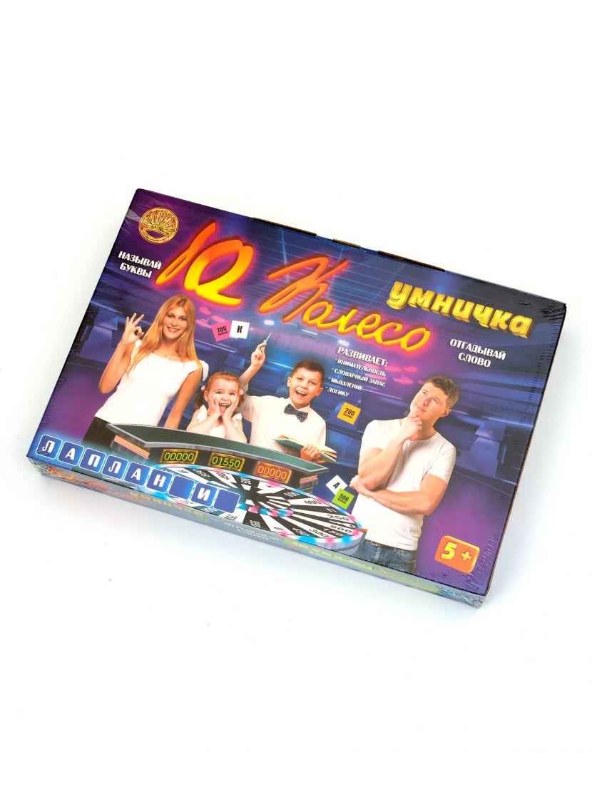 Настольная игра «IQ Колесо»