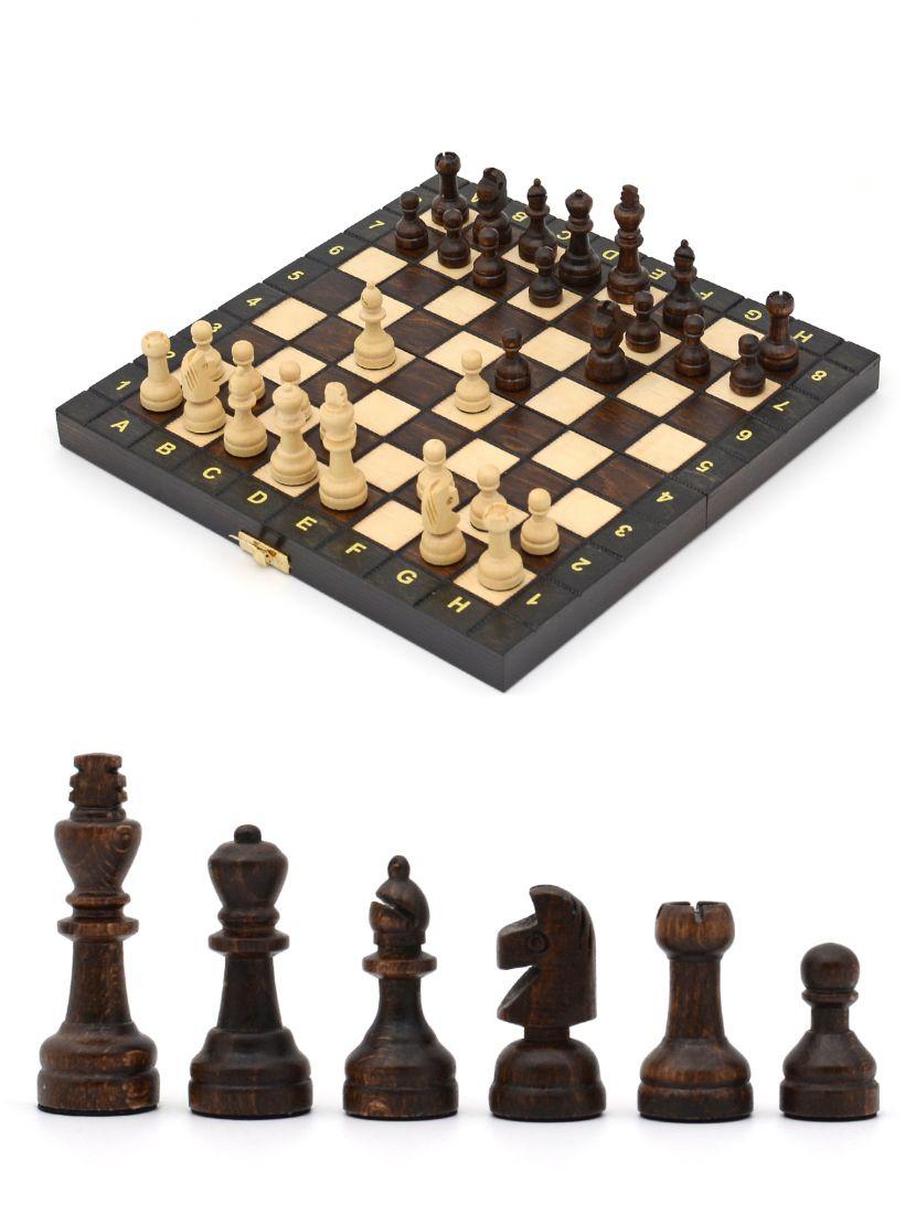 Шахматы «Школьные» мини, производство Польша